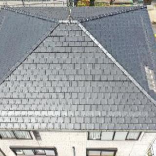 ドローンで屋根、外壁点検