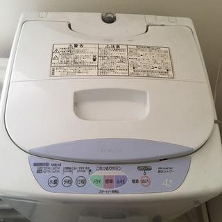 タダで洗濯機差し上げます