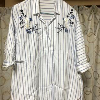 レディース ゆるシャツ