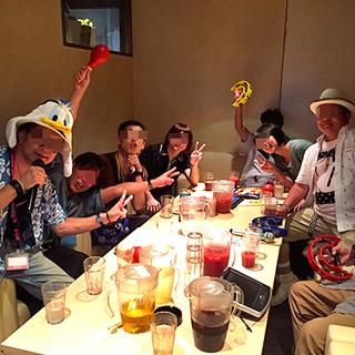 渋谷でカラオケ!6/25(火)21:00から!