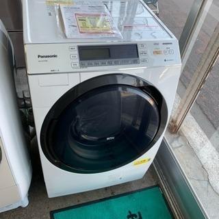 美品 Panasonic   ドラム式電気洗濯乾燥機 洗濯容量1...
