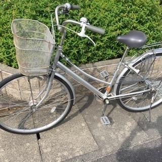 【買い替え処分】27インチ自転車(ママチャリ)