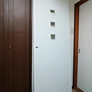 リクシル室内用ドア(3連小窓)