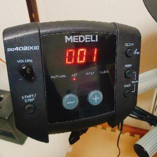 電子ドラム/MEDELI DD402(KⅡ) - 札幌市