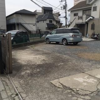 国道14号線に面した駐車場!京成線大神宮下駅まで徒歩2分!大変便利...