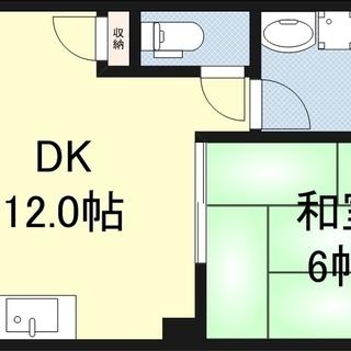 ☆破格の家賃☆3DKで7万円!!!【九条エリア】