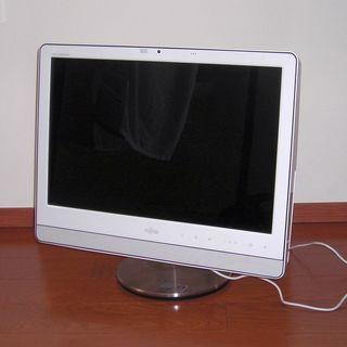 富士通液晶一体型PC  F/D70D「Junk品」
