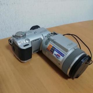 ソニーサイバーショットDSC-F717