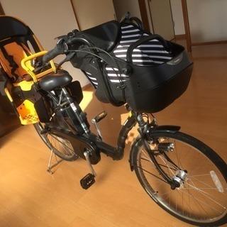 美品 電動アシスト自転車 PanasonicギュットミニDX