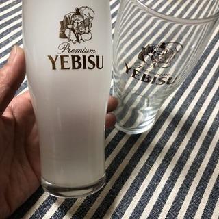 エビスビール グラス