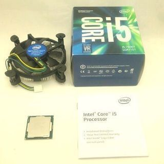 Intel Core i5-7600T (CPUのみ)