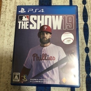 MLB.THE SHOW19 PS4中古
