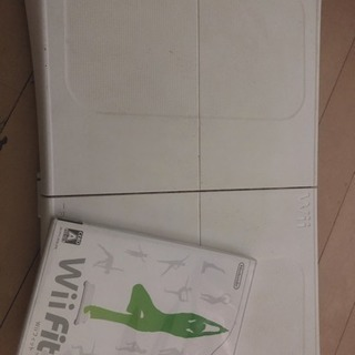 wii fit  ゲーム ソフト フィットネス