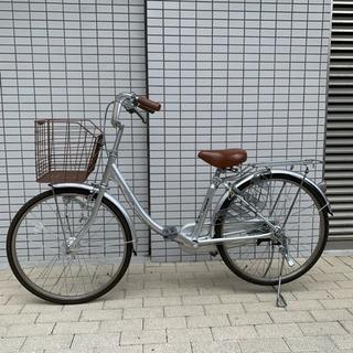 【美品】自転車 24インチ 軽快車 MARUISHI 丸石…