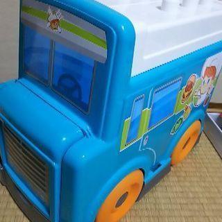 メガブロック フードトラック