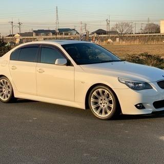 BMW5シリーズ最終型LCIモデル★ブラックレザー★サンルーフ★...