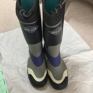長靴 LLサイズ(27.0cm〜27.5cm)SEA-LUX ラ...