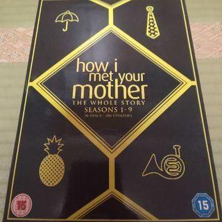 How I met your mother 英語 教材 DVD ...