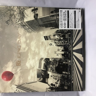 B'z アルバム[LIVE-GYM2015盤]『 EPIC DA...