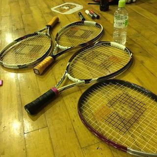 テニス経験者も未経験者も募集 (^^) フレッシュテニスやってみ...