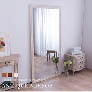 ジャンボミラー 全身鏡 90×180
