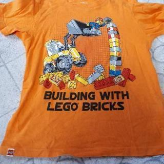 レゴTシャツ130値下げしました。