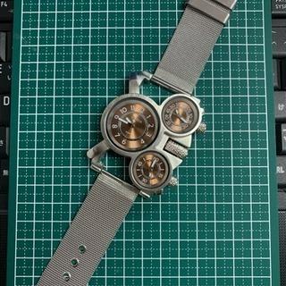多機能腕時計