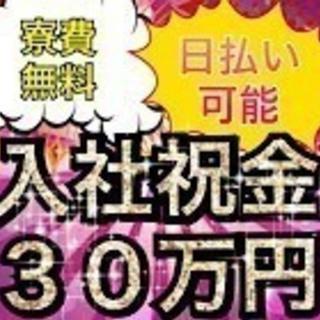 【FC0002B】【急募につき祝い金キャンペーン中】★倉庫内作業...