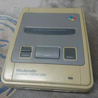 Nintendoスーパーファミコン本体のみ