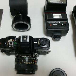 ミノルタ 一眼レフカメラ X-700 完全動作品
