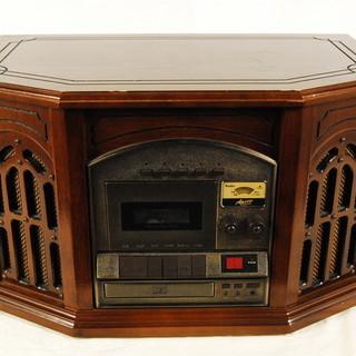 9266 レコード CD テープ FM AM OK アンティーク...
