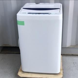 美品!ハーブリラックス 洗濯機◇5.0kg◇2017年製◇YWM...