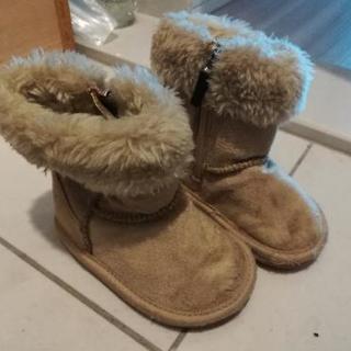 ボアブーツ ミキハウス13 靴
