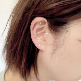 耳ツボジュエリーやってます。
