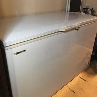 @レマコム 冷凍ストッカー (冷凍庫) 362リットル