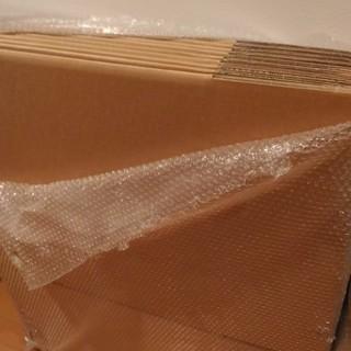 新品未使用 ダンボール箱 140サイズ 10枚 強化紙