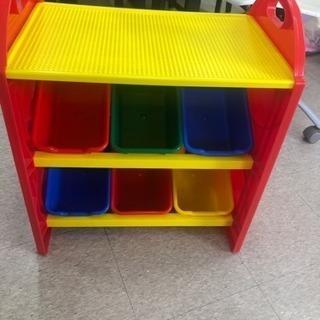 LEGO おもちゃ収納 ラック