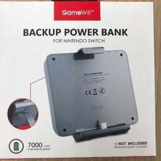 任天堂SWITCH backup power bank