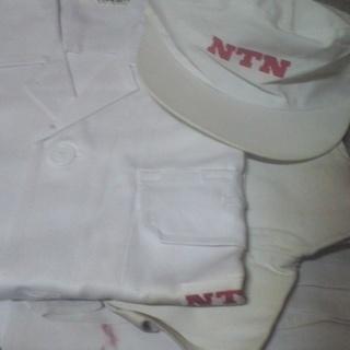 50年以上前のNTN東洋ベアリング~ロゴ入り業務服