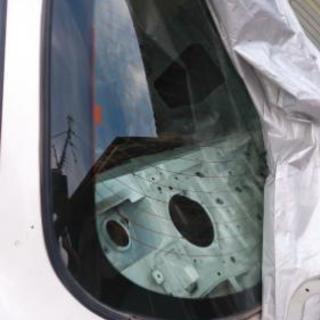 S14シルビア リアガラス