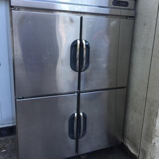 業務用冷凍冷蔵庫 100V フクシマ 店舗厨房用品 1900×1...