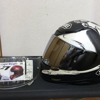 SHOEI  Z-7  ゼーレ 美品   値下げ!