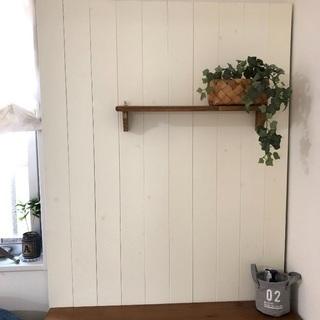 板壁 ベランダガーデン