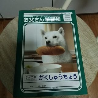 【非売品】お父さん学習帳【Softbank】