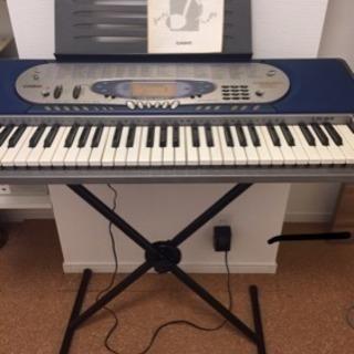 【CASIO】電子ピアノ