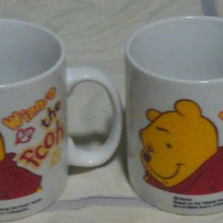 ディズニー柄 マグカップ