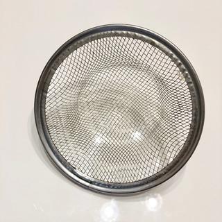 排水口網☆金属製直径約11cm
