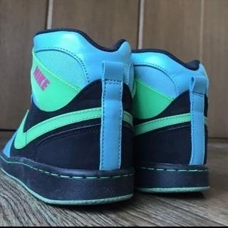 ナイキ ハイカットスニーカー - 靴/バッグ