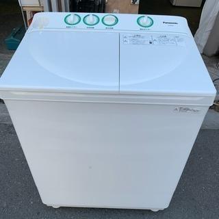 洗濯機 二槽式 Panasonic NA-W40G2 4kg洗い...
