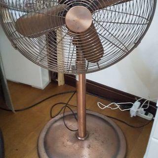 レトロ、ドウシシャ扇風機